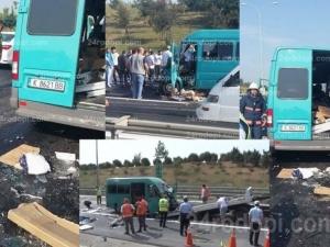 Двама българи загинаха при катастрофа на пътя Истанбул – Одрин ВИДЕО и СНИМКА