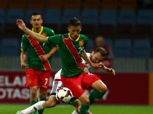 Беларус - България 1:0 на почивката