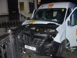 Терористите от Лондон искали да използват 7,5-тонен камион