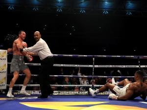 Нигерия фаворит за реванша Джошуа - Кличко