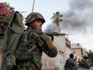 САЩ удариха афганистански полицаи