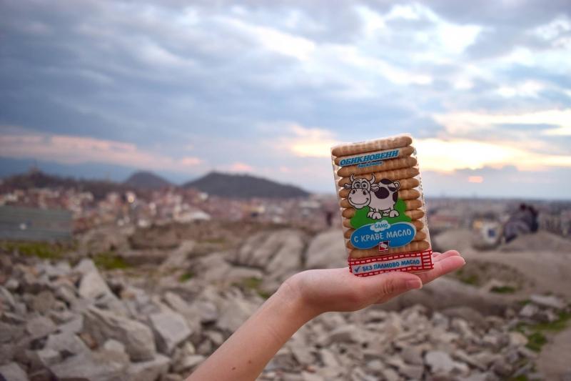 Първите български бисквити само с краве масло вече са във Варна