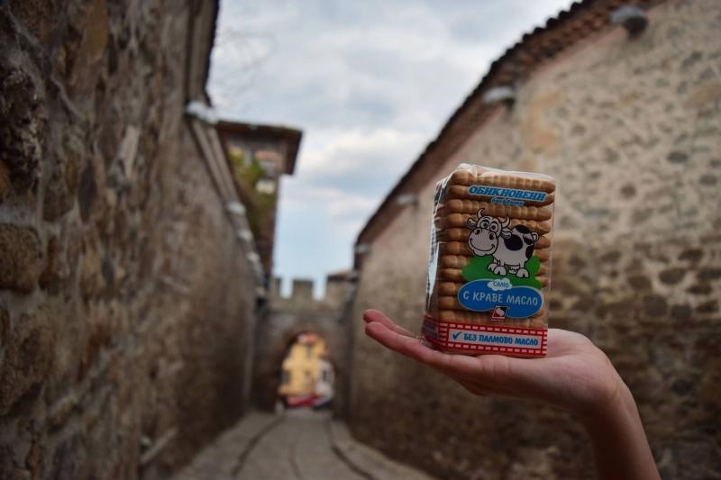 Първите български бисквити само с краве масло вече са в Търговище