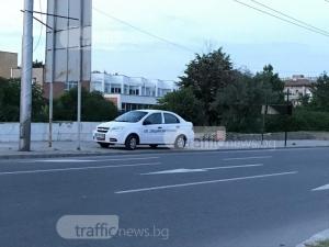 Общинска охрана дебне за крадци на жици в Пловдив СНИМКИ