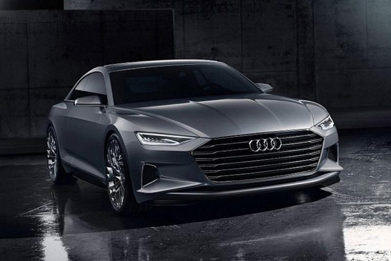 Audi A8 вече се движи и с изключен двигател ВИДЕО