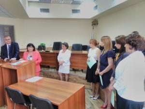Приеха четирима нови съдии в Окръжен съд - Пловдив