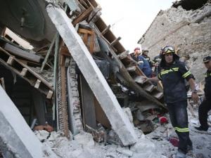 Жена е загинала при силното земетресение вчера в Егейско море