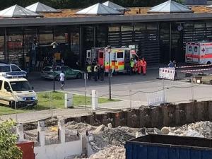 Стрелба на спирка от градския транспорт в Мюнхен, има ранени СНИМКИ