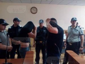 Ден преди ареста! Полицаят Модев купил Порше Кайен