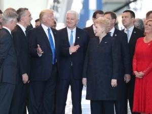 Премиерът на Черна гора бил благодарен на Тръмп, че го избутал