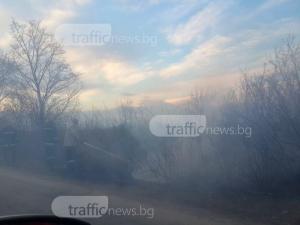 6 сигнала до пожарната в Пазарджишко само за денонощие