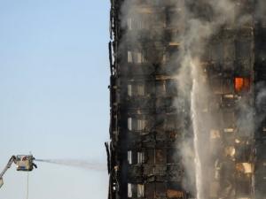 Има загинали при големия пожар в Лондон ВИДЕО