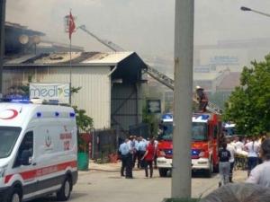 Експлозия в Анкара, един е убит, а трима са ранени СНИМКА
