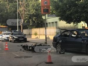 Катастрофите в Пловдив са намалели три пъти заради умните светофари