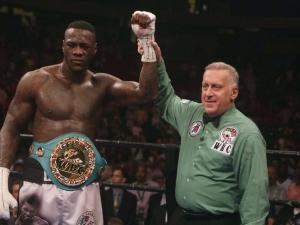 Световен шампион по бокс арестуван за наркотици