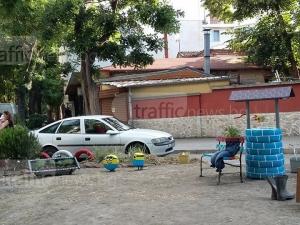 За пример! Пловдивчани сътвориха околоблоково пространство за чудо и приказ в Кършияка СНИМКИ
