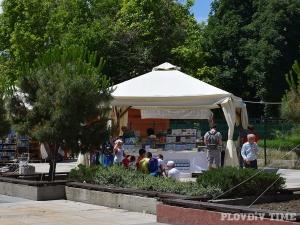 Юруш: До 50% отстъпка на Алеята на книгите в Пловдив СНИМКИ