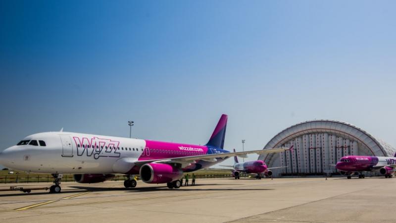 WizzAir пуска две нови дестинации до Португалия и Франция от София