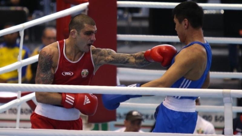 Германец спря Арман Хакобян на европейското по бокс