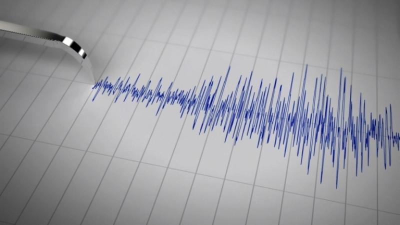 Земетресение разтресе Гърция