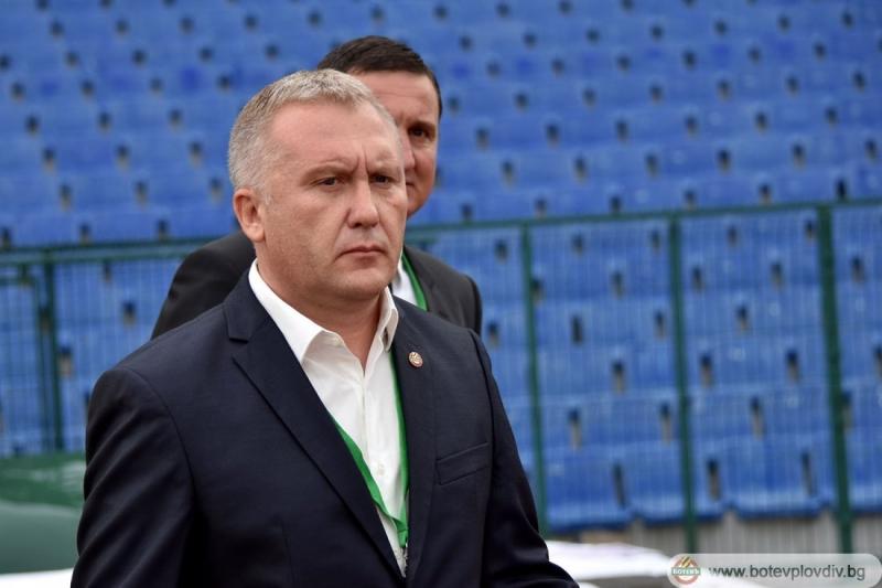 Белия: Албанците са твърди, очаквам здрава битка