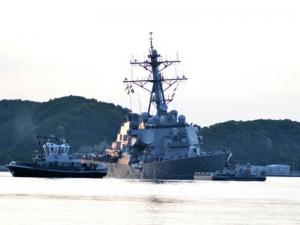 Седем моряци са загинали при сблъсъка на кораби край Япония
