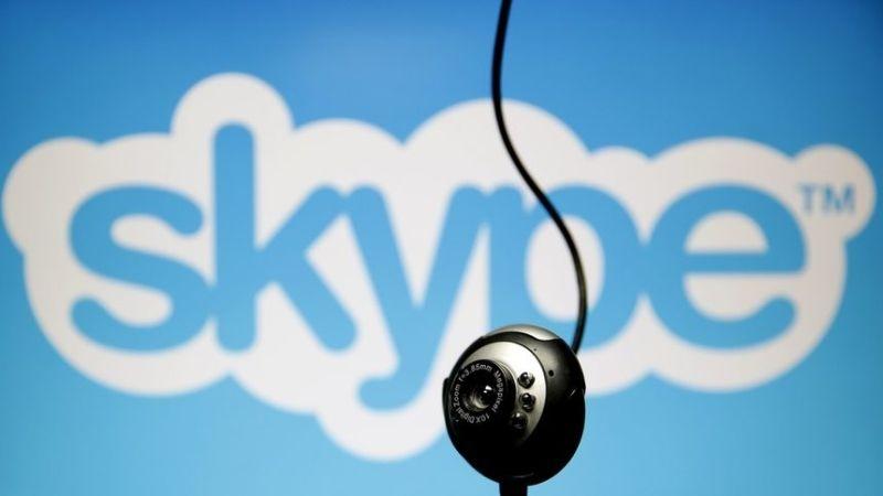 Скайп не работи в почти целия свят
