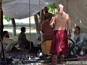 Пресъздадоха събития от Средновековието в Асеновград СНИМКИ