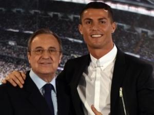 Босът на Реал: Няма оферти за Роналдо