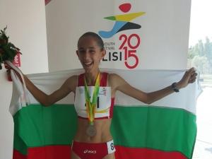 Талантливи деца събраха пари за екип на чудото Лили Георгиева