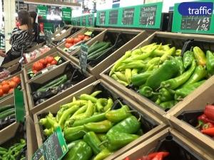 Разкриха какво е качеството на зеленчуци и плодове в пловдивското Метро ВИДЕО