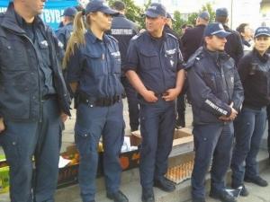 Пловдивските полицаи готови за протест