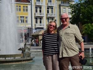 Пътешестващи австралийци се влюбиха в Пловдив СНИМКА