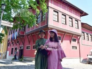 Най-старата къща в Стария Пловдив бе превърната в истинско бижу ВИДЕО и СНИМКИ