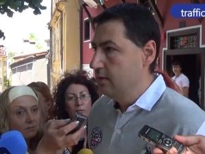 Иван Тотев: Няма колизия в Пловдив 2019,  всички ще продължим да работим заедно