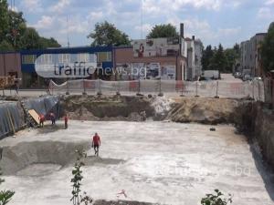 Бетонна плоча зарови доказателство, че Пловдив е най-старият град в Европа ВИДЕО
