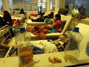 Епидемия от холера в Йемен, над 300 000 души са болни