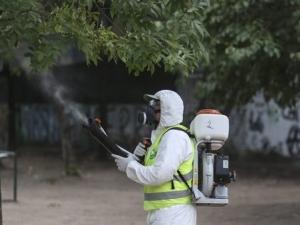Край на комарите и кърлежите на Гребната база, започват да пръскат