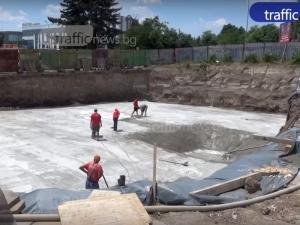 Скандалът с разкопаната древна могила в Пловдив стига до прокуратурата ВИДЕО