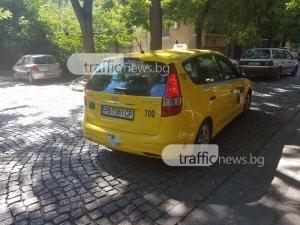 Таксиджията, заплашил жена в Пловдив, получава предупреждение, а тя - урок по обноски СНИМКА