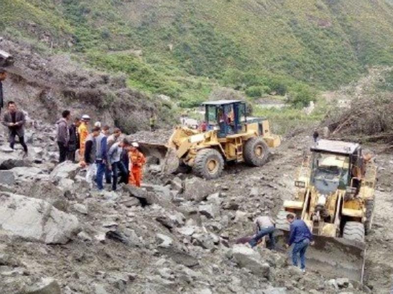 Над 140 души са изчезнали след огромно свлачище в Китай