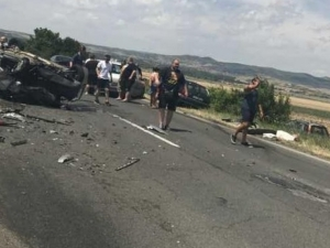 Петима пенсионери са загинали при мелето край Бургас