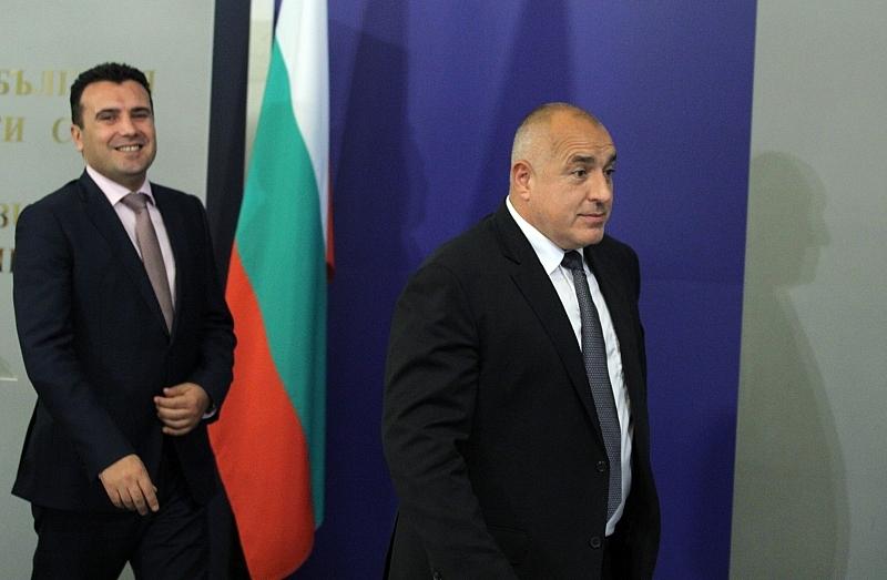 Политическото напрежение в Македония продължава след договорките между Заев и Борисов