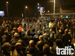 Пожарникарите и спасителите също ще протестират с полицаите