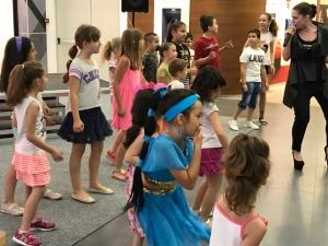 Пловдивските деца таланти превзеха мола в началото на ваканцията ВИДЕО