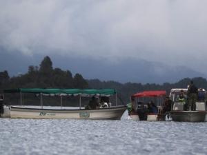 Потъна туристически кораб, има загинали и десетки в неизвестност