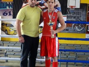 Боксовият талант Иван Киселаров навършва пълнолетие днес