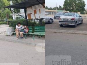 Полицаи спрели за рутинна проверка бизнесдамата, която уби пловдивски полицай СНИМКИ