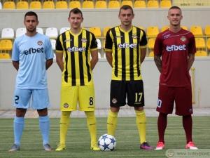 Ботев с нови екипи в Лига Европа