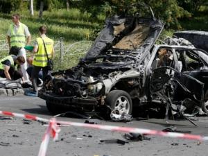 Взрив уби украински полковник в центъра на Киев